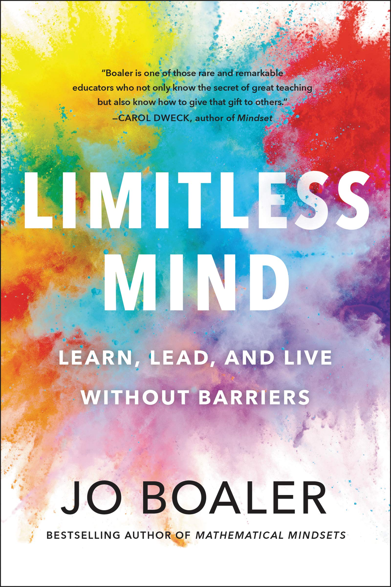 Limitless Mind: Learn, Lead, and Live Without Barriers by HarperOne