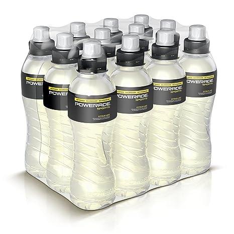 Powerade Sports Citrus Lime - Iso Drink mit Elektrolyten - als ...