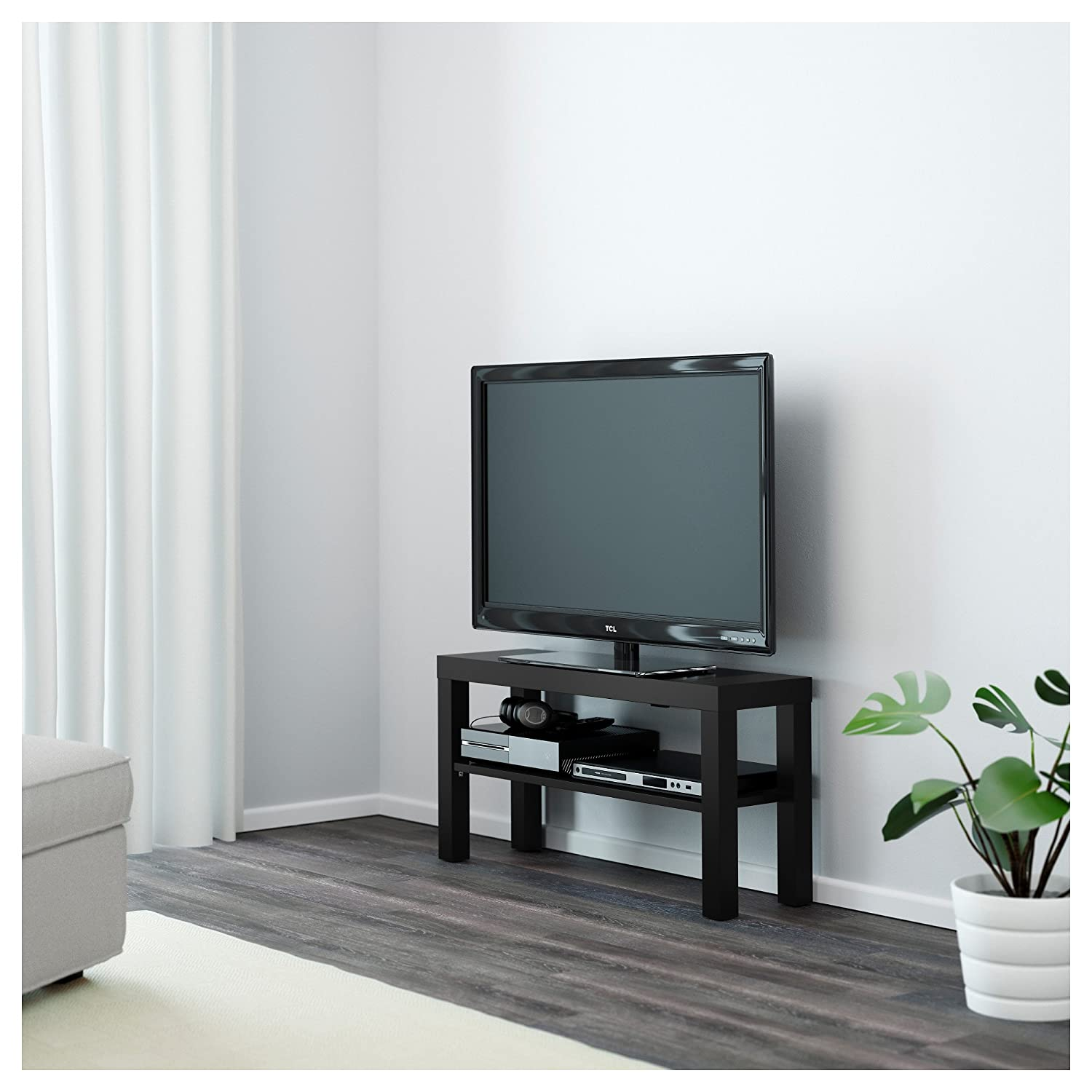 Ikea Banc Bas - Ikea Lack Tv Bench Black Tv Stand For Plasma Lcd Led Tv Amazon [mjhdah]http://becquet.fr/portailbcq_img/produits/zoom3/31260NOIR.jpg