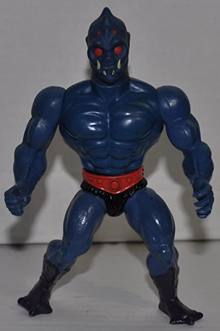 He-Man /& Masters of The Universe Loose Action Figure Webstor 1 of 2 Supplied