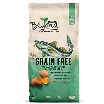 Purina Beyond Cat Food >> Purina Beyond Grain Free Ocean Whitefish And Egg Recipe