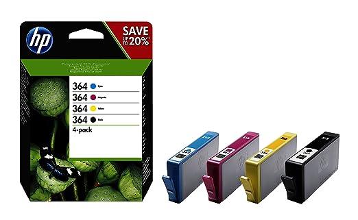 661 opinioni per HP Combo Pack Confezione da 4 Cartucce Originali d'Inchiostro, Multicolore