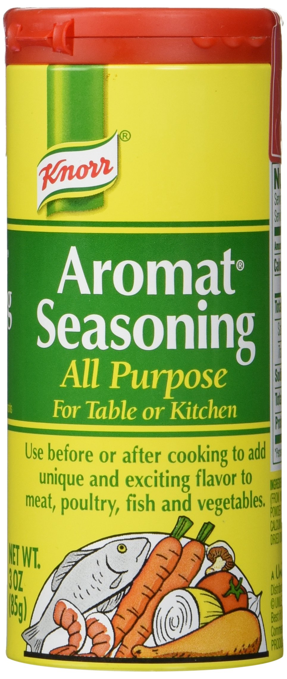Knorr All Purpose Aromat Seasoning 3oz./85g
