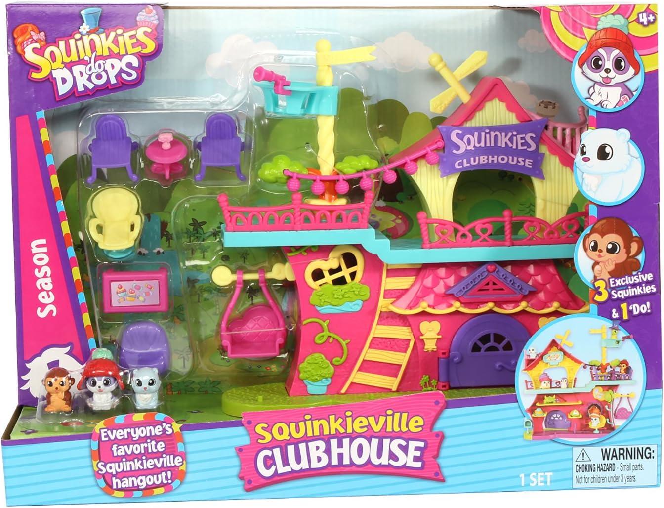 Re:Create Group PLC SQPLA2 Squinkies Do Drops Clubhouse Pack de reproducción: Amazon.es: Juguetes y juegos