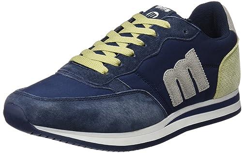 MTNG Metro, Zapatilla Baja para Hombre: Amazon.es: Zapatos y complementos