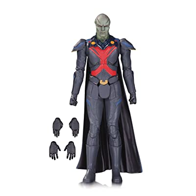 DC Collectibles DCTV Martian Manhunter Supergirl Action Figure: Toys & Games