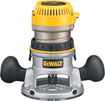 Dewalt DW616 1-3/4-Horsepower Fixed Base Router