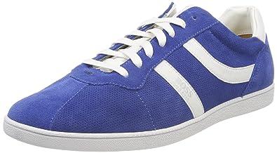 Boss Orange Herren Rumba_Tenn_sdpf Sneaker, Blau (Bright Blue 430), 43 EU HUGO BOSS