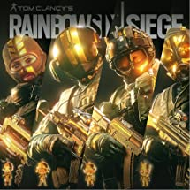 Amazon com: Tom Clancy's Rainbow Six Siege: Pro League All Gold Sets
