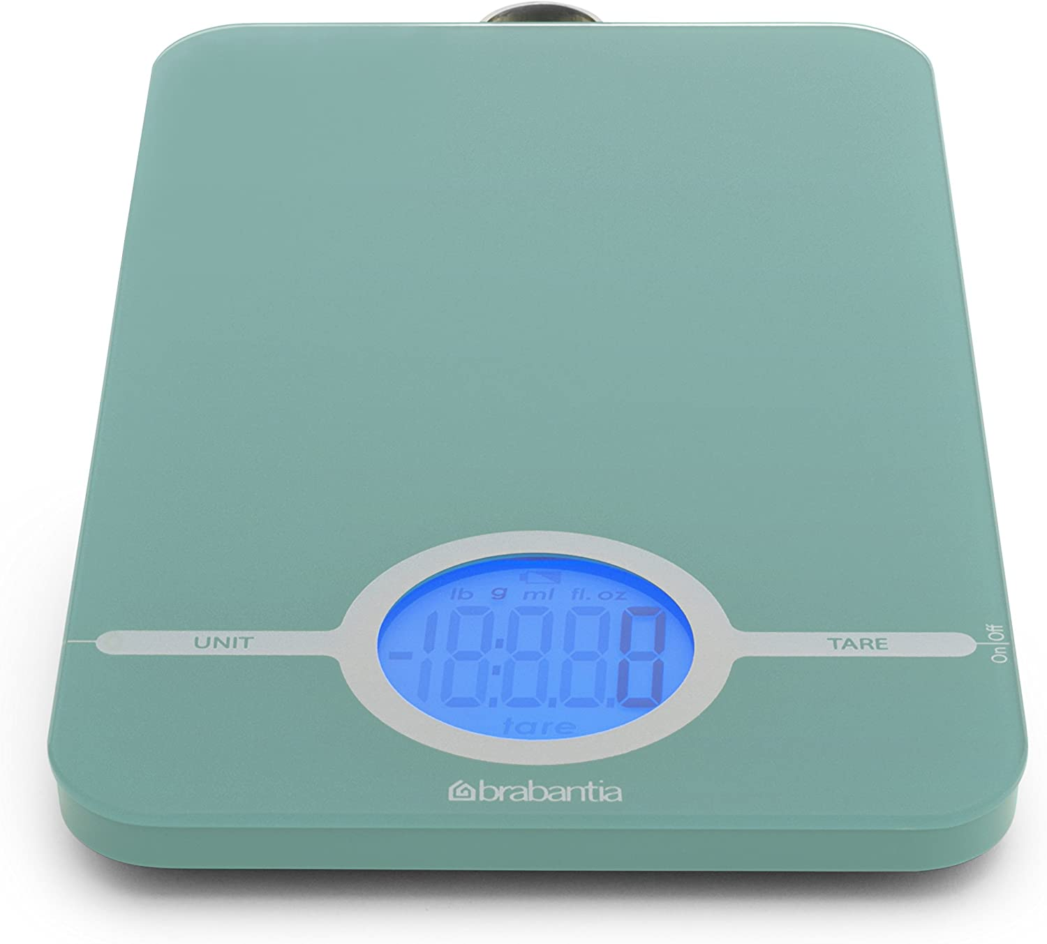 Brabantia Digital Kitchen Scales - Mint Green