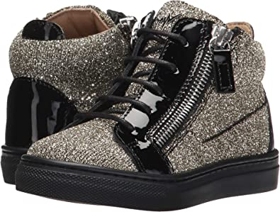 1deb8533e6a98 Giuseppe Zanotti Kids Baby Girl's Natalie Sneaker (Toddler) Oro 19 M EU