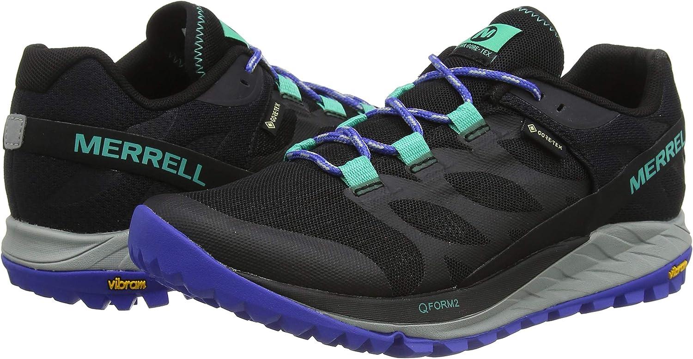 Merrell Antora Gore-Tex, Zapatillas de Running para Asfalto para ...