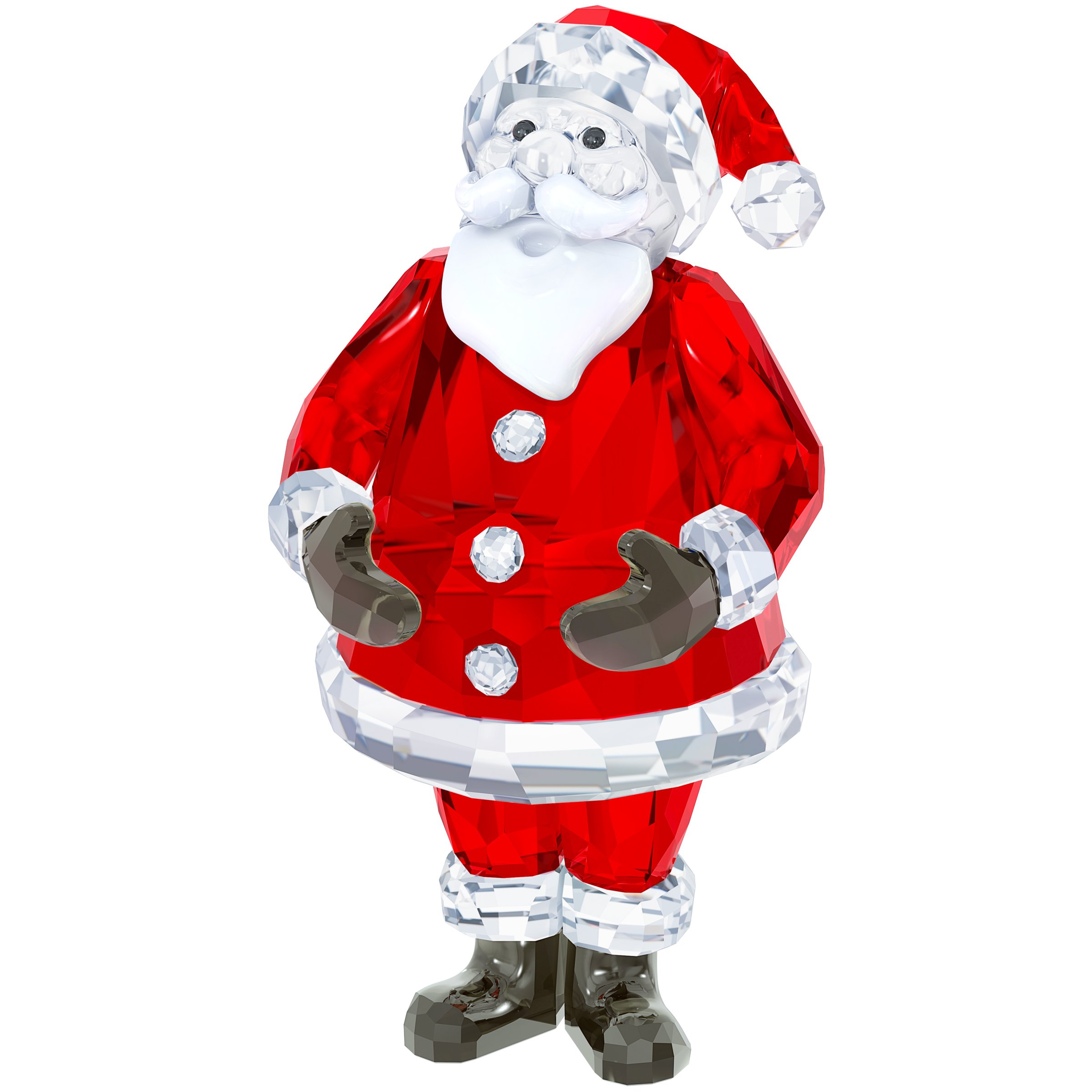 Swarovski Santa Claus Holiday Figurine