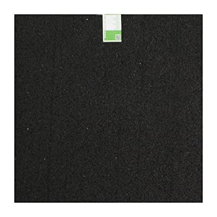 5 Tapis Anti Vibration Etm 60x60cm Isolant 10 Ou 20mm Depaisseur