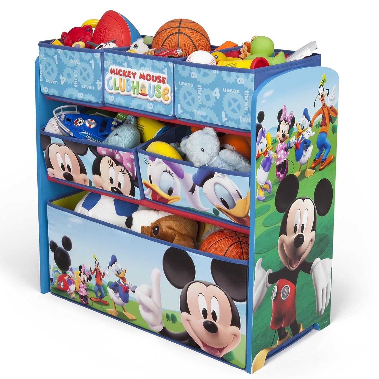 Amazon Delta Children Mickey Mouse Clubhouse Multi Bin