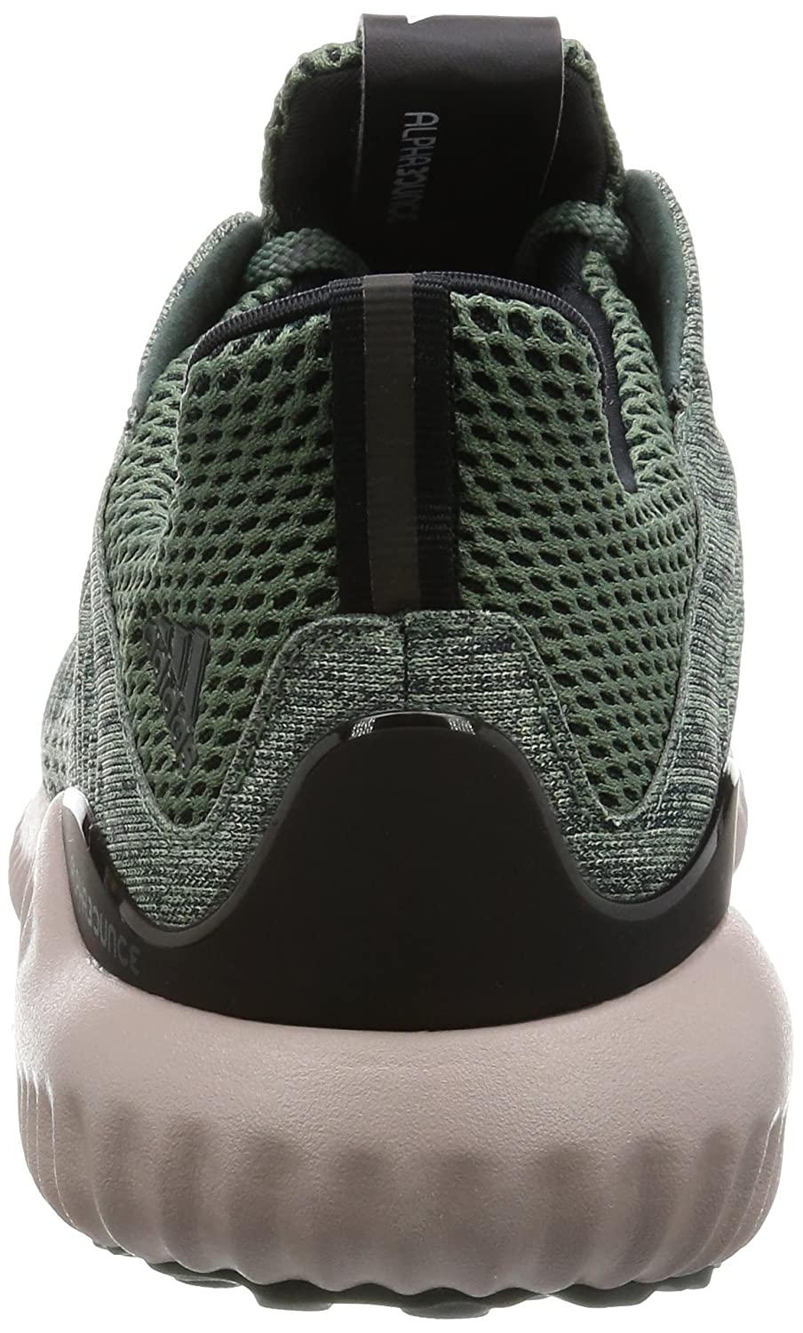 84b27f06a9c Adidas - Alphabounce EM M - BB9042 - Color  Beige-Black-Green - Size  11.5   Amazon.co.uk  Shoes   Bags