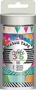 me & my BIG ideas Washi Tape, Watercolor
