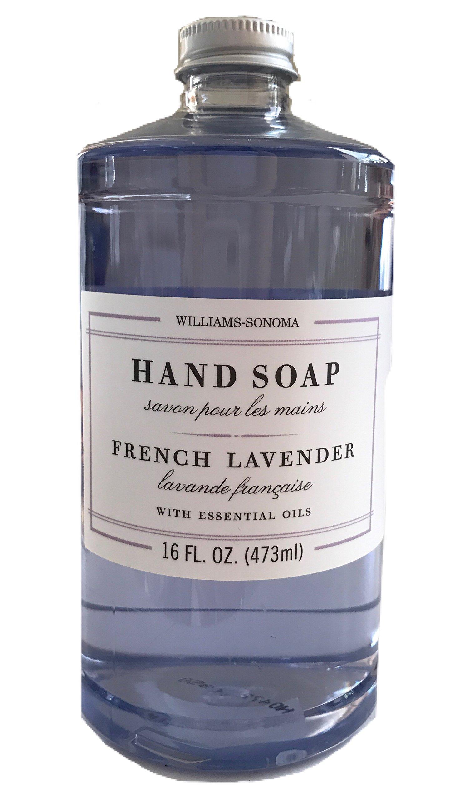 Amazon Com Williams Sonoma Lavender Hand Lotion 16oz