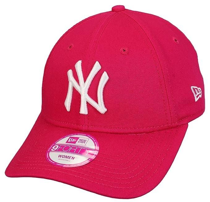 New Era - Gorra de béisbol - para hombre NY Yankees Pink - Fashion ES Talla  única  Amazon.es  Ropa y accesorios 4d1afe795bd