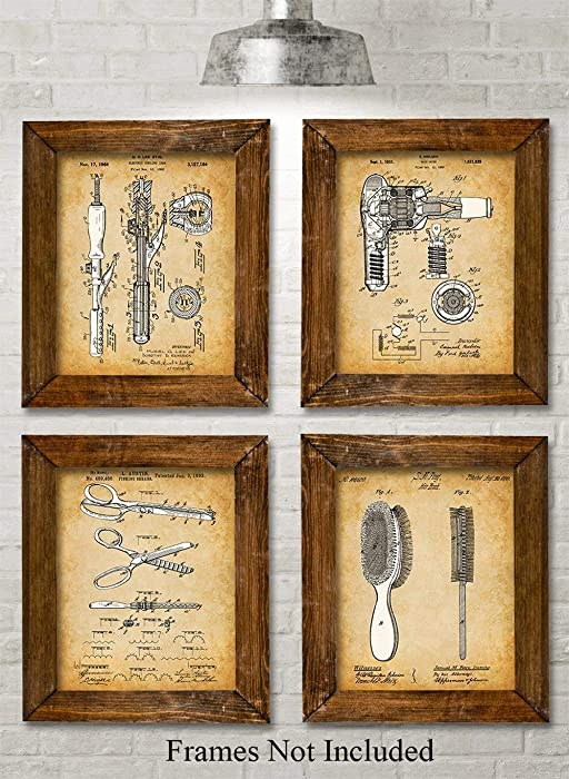 Top 10 Rustic Beauty Shop Decor