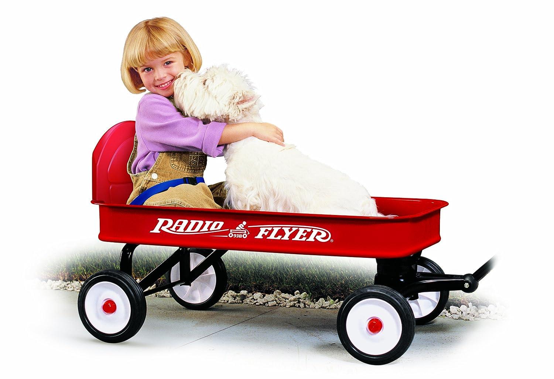 Imaginarium Radio Flyer Ranger Wagon, carro remolque (64677): Amazon.es: Juguetes y juegos