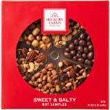 Hickory Farms Sweet & Salty Nut Sampler | Great for Snacking, Gifting, Food Care Packages, Parties, Thank You Gifts, Retireme