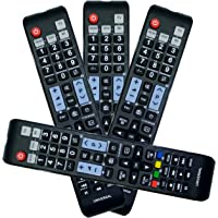 Controle Remoto Universal 4 em 1 para TV LCD e LED/Blu-Ray/DVD/CBL/Sat