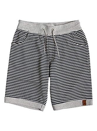 42c1708771c24 Quiksilver Big 2 Do - Sweat Shorts for Boys 8-16 EQBFB03076 ...