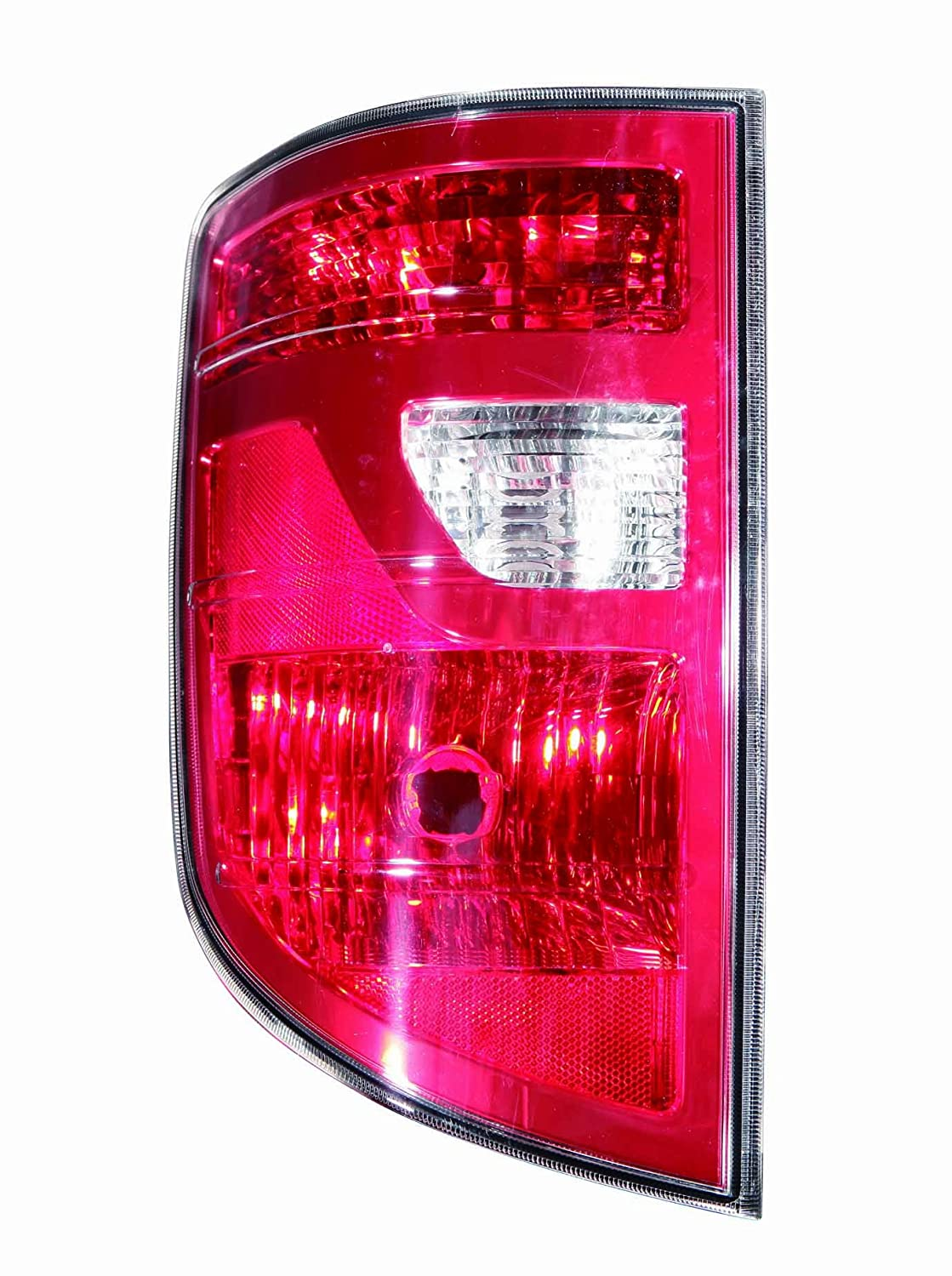 Depo 317-1984L-US4 Honda Ridgeline Driver Side Replacement Taillight Unit without Bulb 02-00-317-1984L-US4