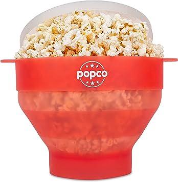 Amazon.com: Popco - Palomitas de maíz de silicona para ...