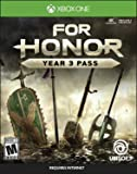For Honor Year 3 Pass - Xbox One [Digital Code]