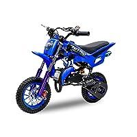 """Dirt Bike 49cc 10""""DS67azul"""