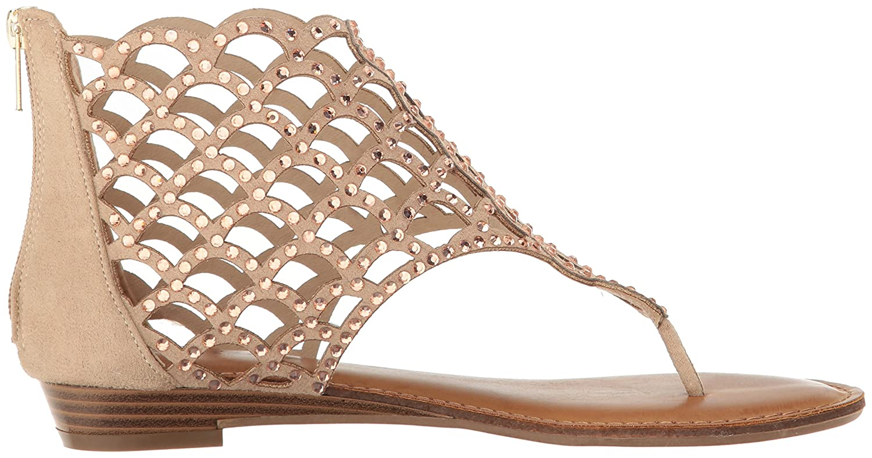 ZIGIny Womens Melaa Heeled Sandal