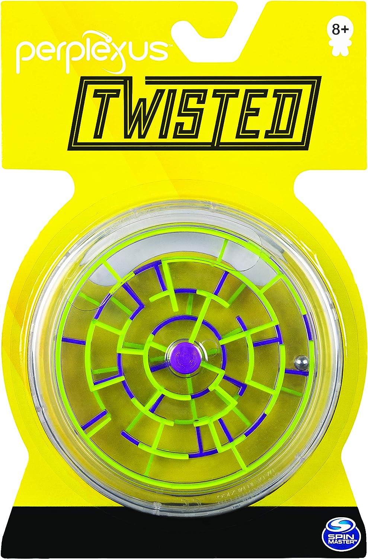 Spin Master Perplexus Twisted | 6053899: Amazon.es: Juguetes y juegos