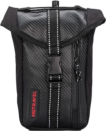 WILDKEN Bolso de Pierna Moto Hombre Deporte Impermeable Bolsa de Motocicleta para Ciclismo o Senderismo/Escalada/Pesca Actividades al Aire Libre