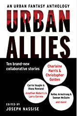 Urban Allies: Ten Brand-New Collaborative Stories Kindle Edition