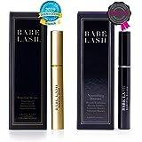 Babe Lash Eyelash Mascara with Eyelash Enhancer Serum for lush, healthier-looking lashes and brows - Dynamic Duo Bundle - Ess