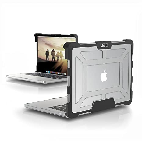 Urban Armor Gear UAG-MBP13-A1502-ICE - Carcasa para Apple MacBook Pro de 13