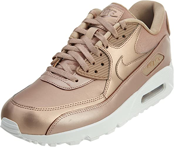 Nike Damen Sneaker Low Air Max 90 Premium Women: