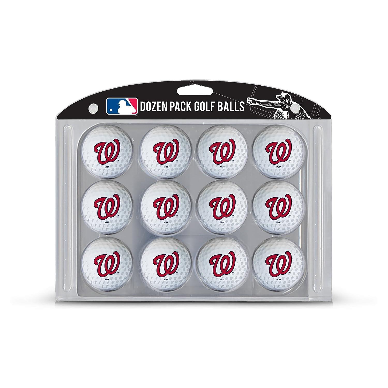 MLBゴルフボール、12パック B008NQJCM0  Washington Nationals