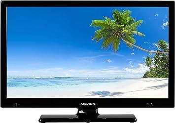 Medion 30019314 Vida de 54,6 cm (21,5 Pulgadas) de televisores Inteligentes con tecnología de retroiluminación LED y HD Triple Tuner: Amazon.es: Electrónica