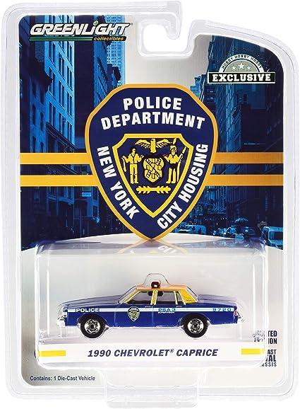 GreenLight 1990 chevrolet caprice N.Y.C housing authority police 1//64 #30159