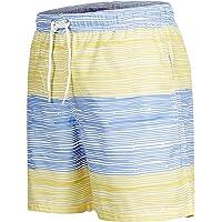 Herren Männer Badehose in vielen Farben | Badeshort | Bermuda Shorts | Beachshort | Slim Fit | Schwimmhose | Badehosen | schnelltrocknend | Jungen