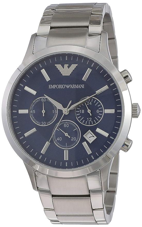6e7c64346de8 Emporio Armani Reloj de Pulsera AR2448  Emporio Armani  Amazon.es  Relojes