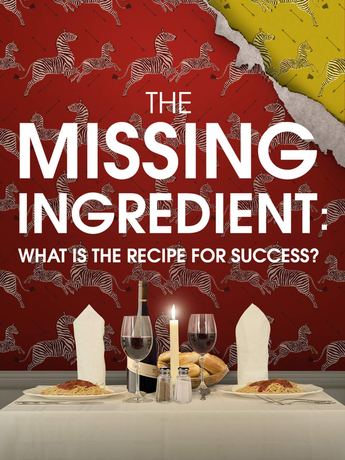 The Missing Ingredient: What is the Recipe for Success? on Amazon Prime Video UK