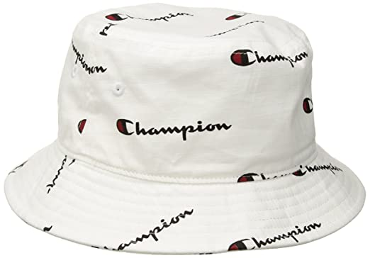 marques reconnues magasiner pour le luxe large choix de couleurs et de dessins Champion Life Homme H0806 Bob Chapeau pour Le Soleil - Blanc ...