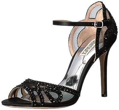 273e494de Amazon.com  Badgley Mischka Women s Tansy Dress Sandal  Shoes