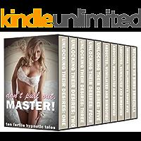 Don't Pull Out, Master! (Ten Fertile Bimbo Stories)
