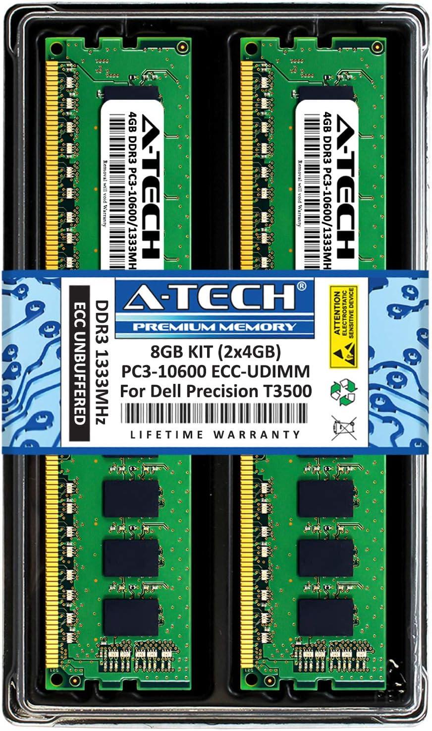 4gb 2Rx8 ddr3 ECC Unbuffered UDIMM 1333GHz server ram HMT351U7BFR8C
