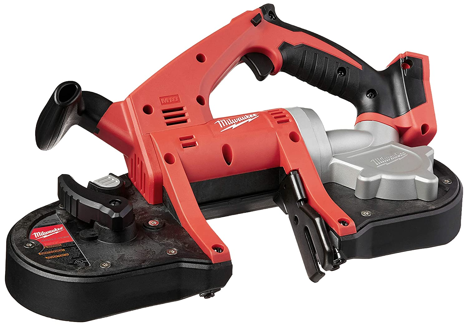 Milwaukee 2629-20 Bare-Tool M18 18V Cordless Band Saw Tool Only, No Battery